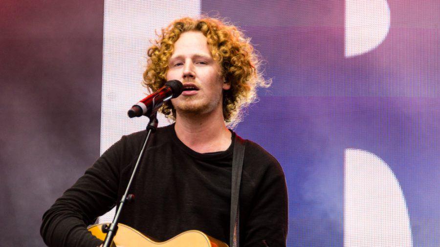 Michael Schulte trat 2018 beim Eurovision Song Contest für Deutschland an. (tae/spot)