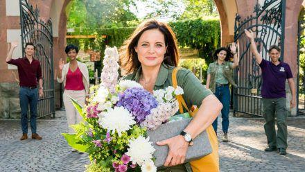 """Tierärztin Dr. Mertens: Große Entscheidungen"": Dr. Susanne Mertens (Elisabeth Lanz) verlässt den Leipziger Zoo (cg/spot)"