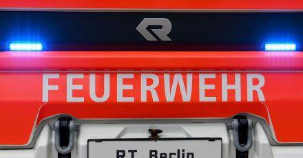 In den vergangenen zehn Jahren wurde fast 40 Mal in Wachen oder Fahrzeuge der Berliner Feuerwehr eingebrochen.
