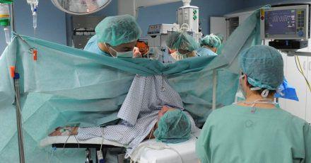 In Deutschland werden etwas ein Drittel der Kinder per Kaiserschnitt auf die Welt gebracht.