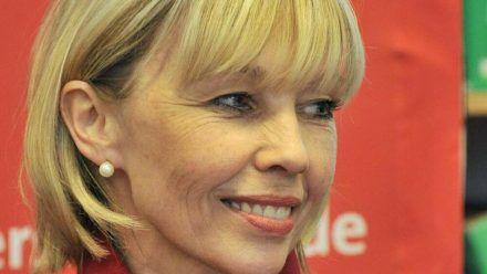 Doris Schröder-Köpf befindet sich auf dem Weg der Besserung. (rto/spot)
