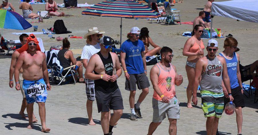 Aus Deutschland zieht es Urlauber nach Mallorca, in den USA locken die Strände Floridas.