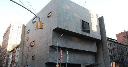 Alte Meister treffen auf Beton:Die Frick Collection hat vorrübergehend eine neue Heimat gefunden.