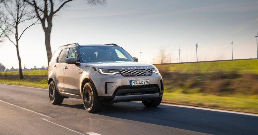 Mit neuen Motoren am Start: Der Land Rover Discovery ist überarbeitet worden.