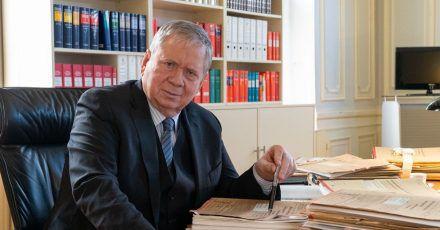 Rainer Hunold ist der Staatsanwalt.