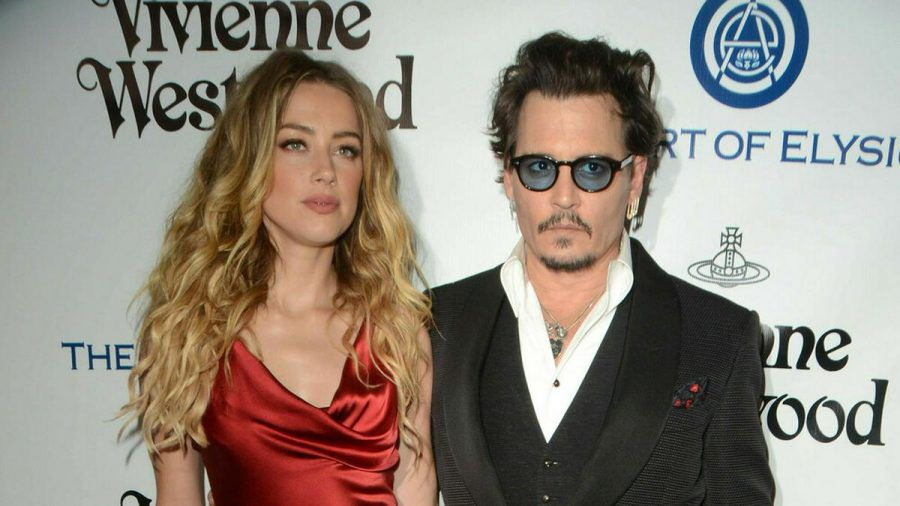Ein Bild aus vergangenen, gemeinsamen Tagen: Amber Heard und Johnny Depp (stk/spot)