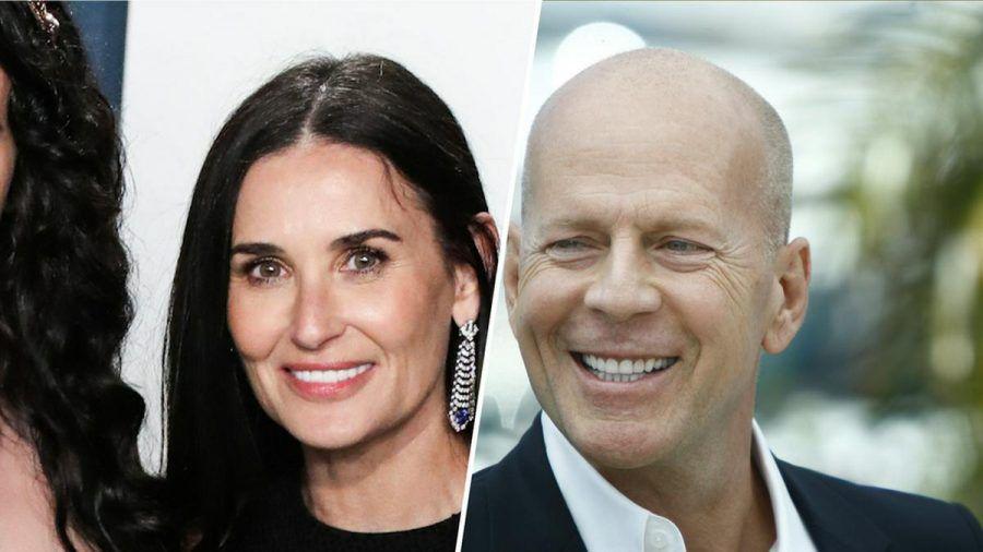 Bruce Willis und Demi Moore waren von 1987 bis 2000 verheiratet. (ncz/spot)