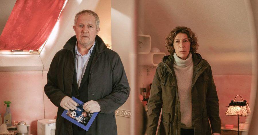 Moritz Eisner (Harald Krassnitzer) und Bibi Fellner (Adele Neuhauser) ermitteln.