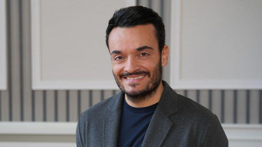 """Giovanni Zarrella begleitet die Kandidaten in der neuen ZDF-Sendung """"Heimliche Helden"""". (wue/spot)"""