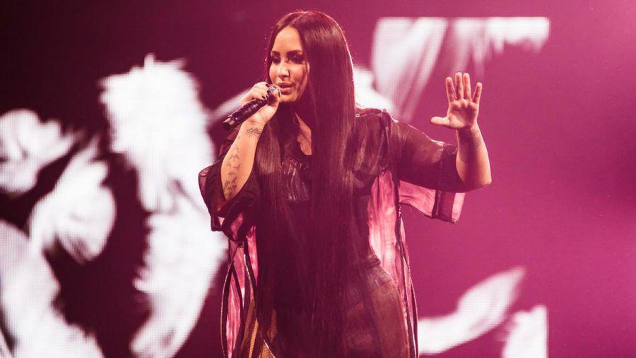 Demi Lovato hat ein neues Album in der Hinterhand. (mia/spot)