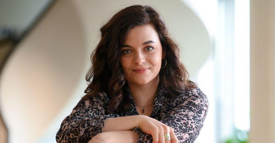 Ronja Forcher hat ihr erstes Lied veröffentlicht.