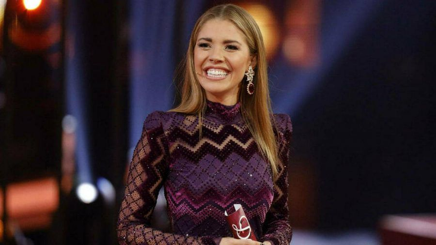 "Victoria Swarovski moderiert ""Let's Dance"" (hub/spot)"