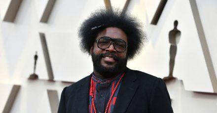 Rap-Musiker Questlove ist bei den Oscar-Verleihungen dabei.