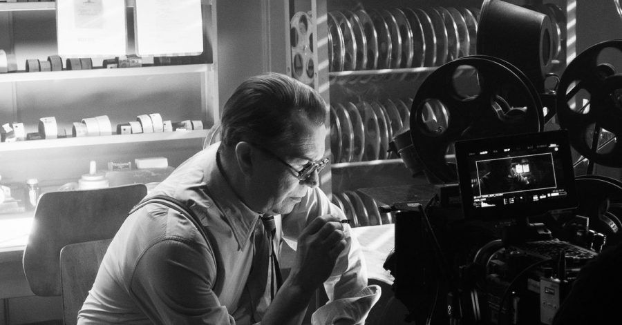Gary Oldman als Herman J. Mankiewicz in David Finchers Film «Mank».
