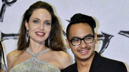 US-Schauspielerin Angelina Jolie adoptierte Maddox im Jahr 2002. (ili/spot)