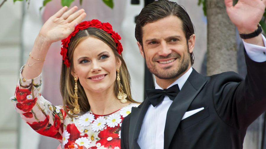 Prinzessin Sofia und Prinz Carl Philip von Schweden sind jetzt Eltern dreier Söhne. (cos/spot)