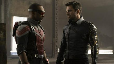 """The Falcon and the Winter Soldier"" läuft ab März auf Disney+. (stk/spot)"