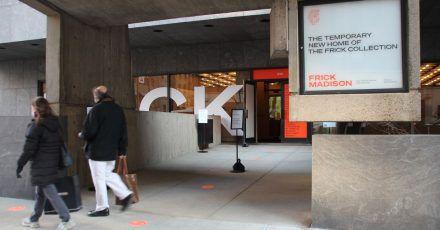 Das dritte Leben des Breuer-Gebäudes: Bis 2014 war der 1966 fertiggestellte Bau Heimat des Whitney Museum für amerikanische Kunst, danach vorübergehend Außenstelle des Metropolitan Museum.