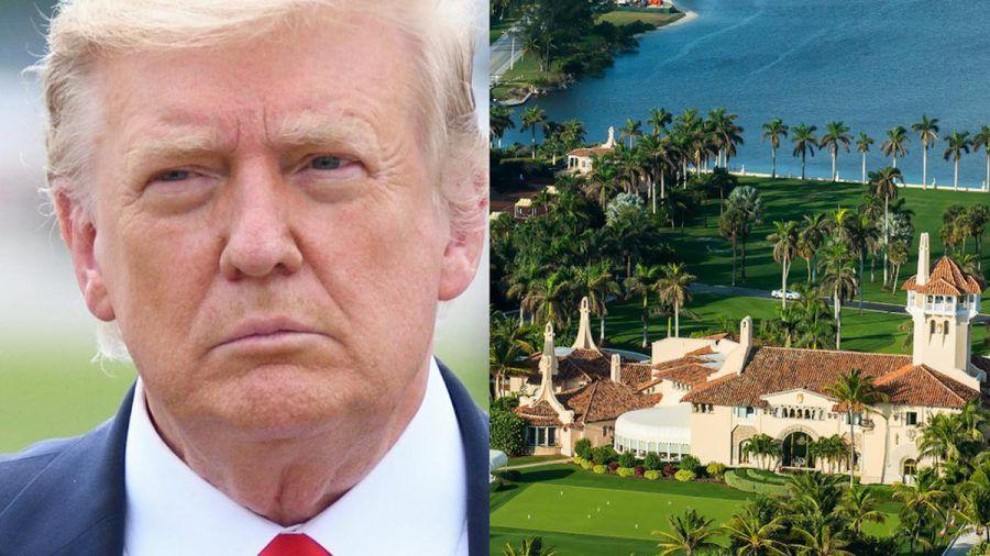 Donald Trump lebt seit dem Auszug aus dem Weißen Haus in seinem Luxusresort in Palm Beach. (jom/spot)