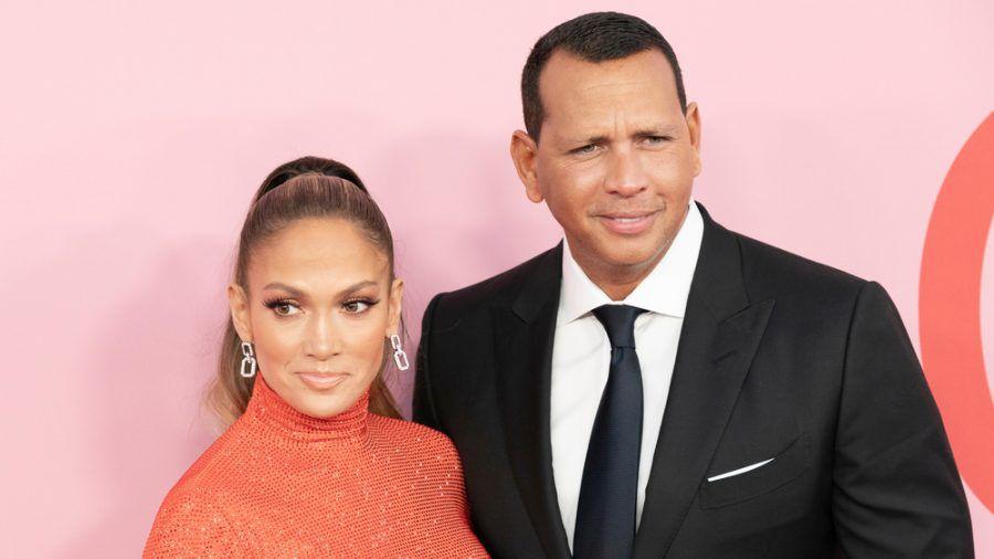 Jennifer Lopez und Alex Rodríguez bei den CFDA Fashion Awards 2019 in Brooklyn. (wag/spot)