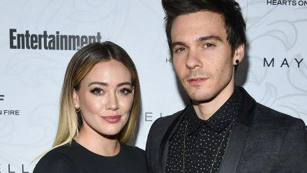 Hilary Duff und Matthew Koma freuen sich über ihr zweites gemeinsames Kind. (jru/spot)