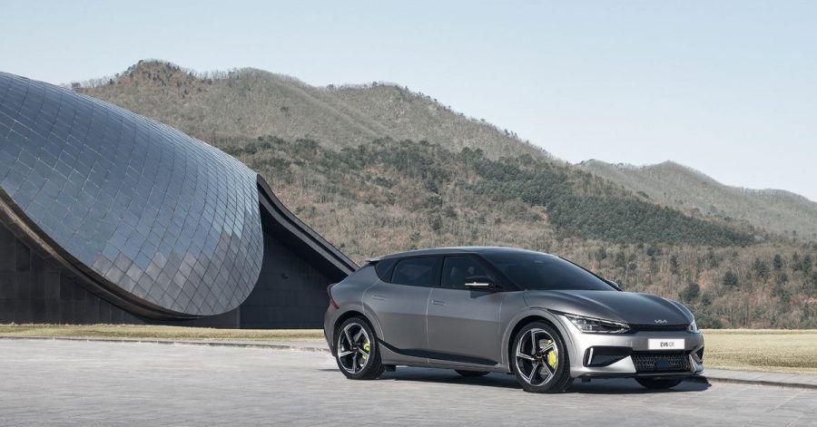 E-Auto aus Korea: Kias neuer EV6 soll im zweiten Halbjahr 2021 in den Handel kommen.