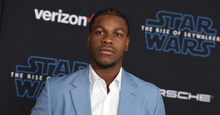 John Boyega bei der Premiere des Films «Star Wars: Der Aufstieg Skywalkers» in Los Angeles.
