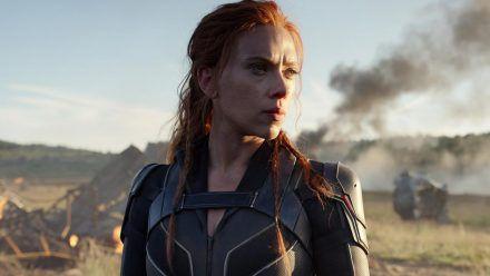 """Scarlett Johansson als """"Black Widow"""" - ob sie es hierzulande überhaupt ins Kino schaffen wird? (stk/spot)"""