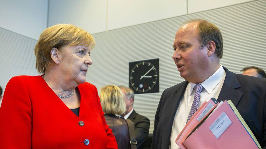 """Der Mann an ihrer Seite: Angela Merkel ist """"eine ganz besondere Frau"""""""