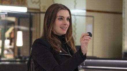 Anne Hathaway mit eigenem Lockdown-Haarschnitt in neuem Film