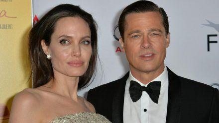 Angelina Jolie und Brad Pitt bei einem Auftritt im Jahr 2015. (hub/spot)