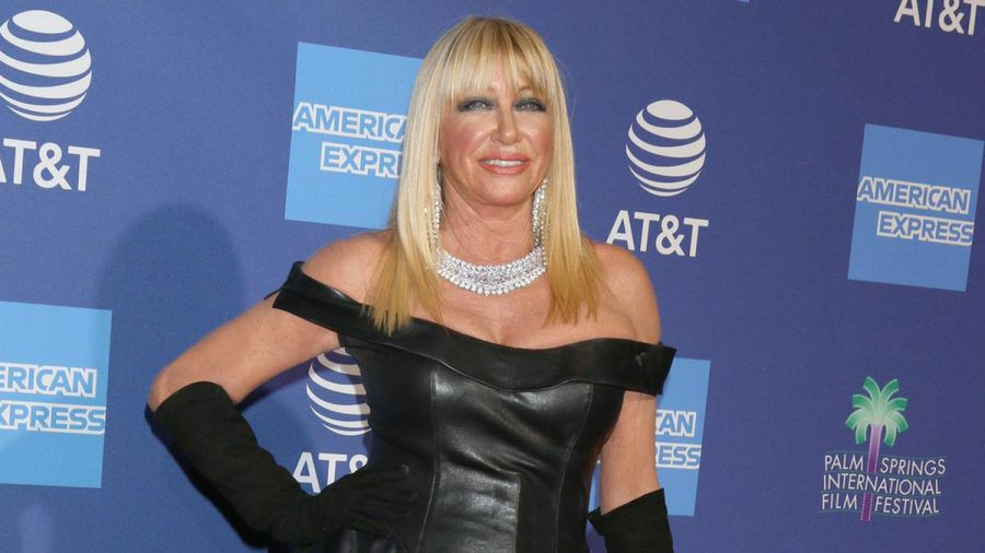 Suzanne Somers 2019 bei der 30. Palm Springs International Film Festival Awards Gala. (wag/spot)