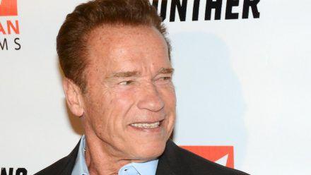 Hätte kein Problem damit, Aliens zu bekämpfen: Arnold Schwarzenegger. (hub/spot)