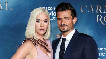 Katy Perry und Orlando Bloom sind seit Februar 2019 verlobt. (ncz/spot)