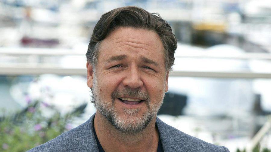 Russell Crowe bei einem Auftritt in Cannes (hub/spot)