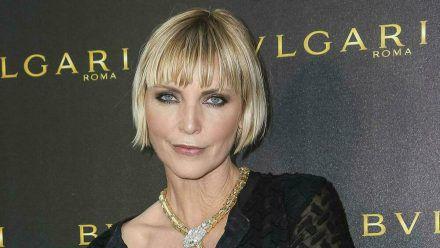 Model Nadja Auermann feiert ihren 50. Geburtstag. (cos/spot)