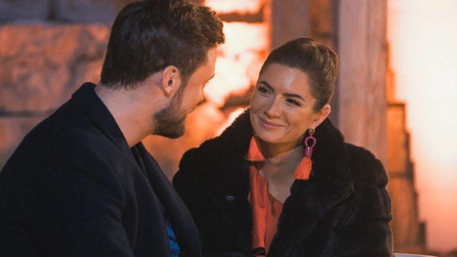 """Nach """"Bachelor""""-Aussprache: Niko flüsterte Michèle heimlich etwas ins Ohr!"""