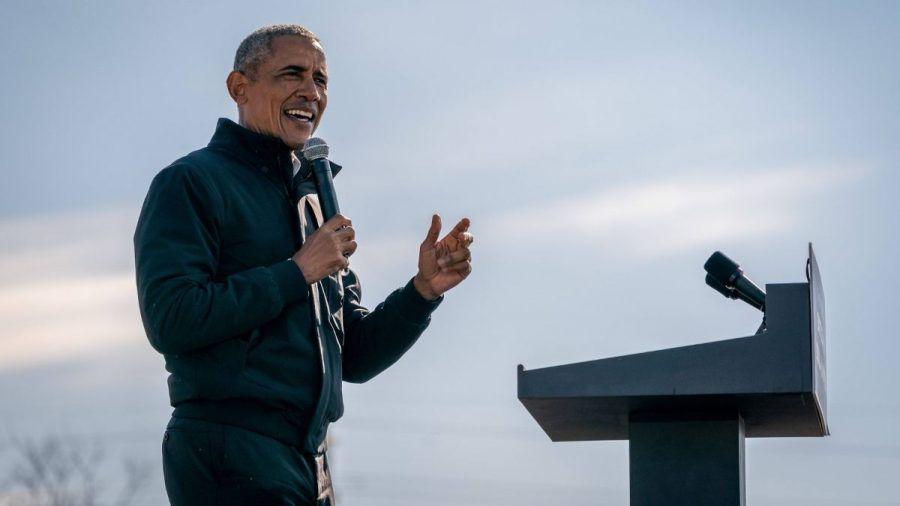 Video: Barack Obama teilt einziges Foto mit seinem Vater mit überraschenden Worten