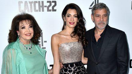"""George Clooney: """"Sie hat mich aus den Socken gehauen!"""""""
