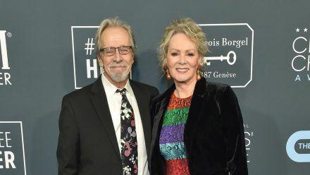 Richard Gilliland mit seiner Ehefrau Jean Smart. (dr/spot)