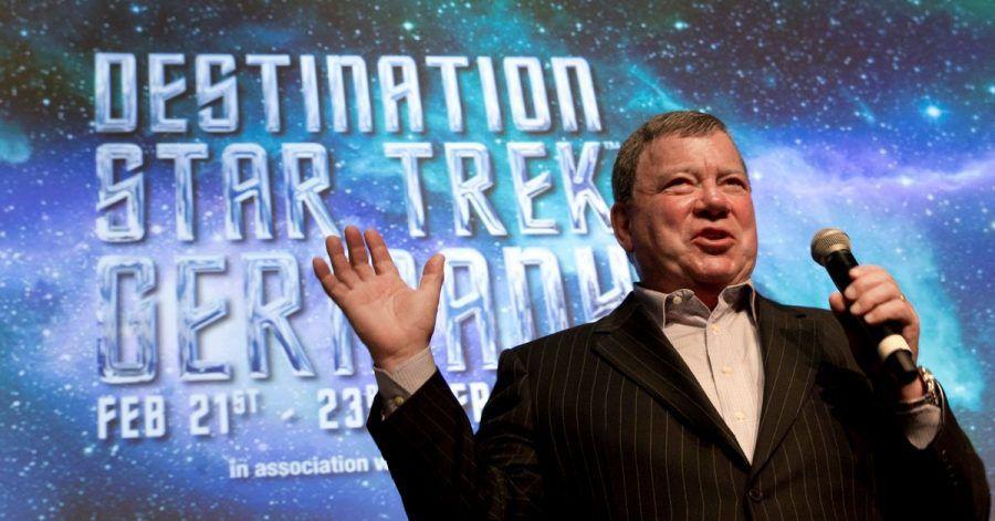 Ikone der Pop-Kultur:William Shatner ist «Captain Kirk».