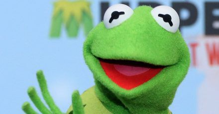 Kermit ist der erste Frosch, der ins Musik-Register der USA aufgenommen wurde.