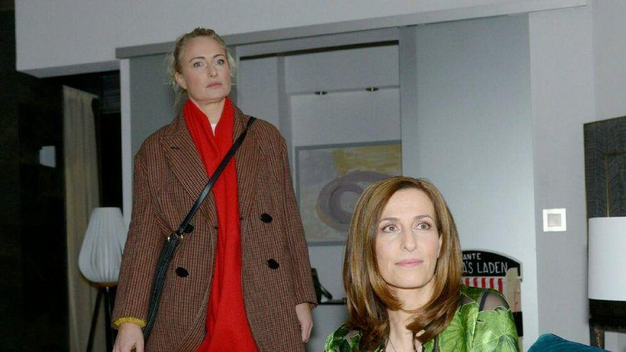 """""""GZSZ"""": Katrin (r.) vertraut Maren an, dass sie in Bezug auf Tobias noch Hoffnung hat (cg/spot)"""