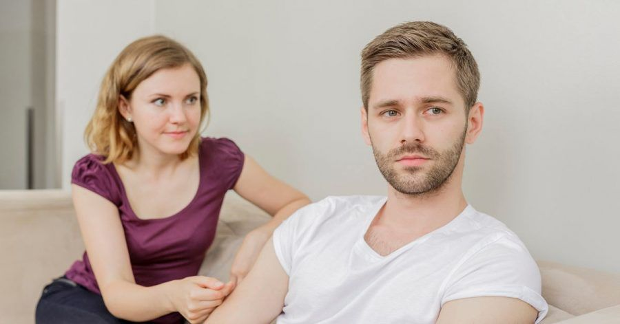 Zu viel gemeinsam verbrachte Zeit? Das Leben in Pandemiezeiten sorgt knapp bei einem Viertel der Pärchen für Beziehungsprobleme.