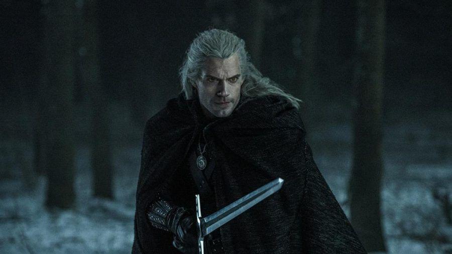 """Henry Cavill als Geralt von Riva in """"The Witcher"""" (stk/spot)"""
