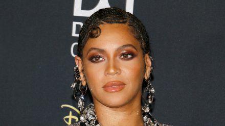 Beyoncé während einer Filmpremiere im Jahr 2019 (wue/spot)