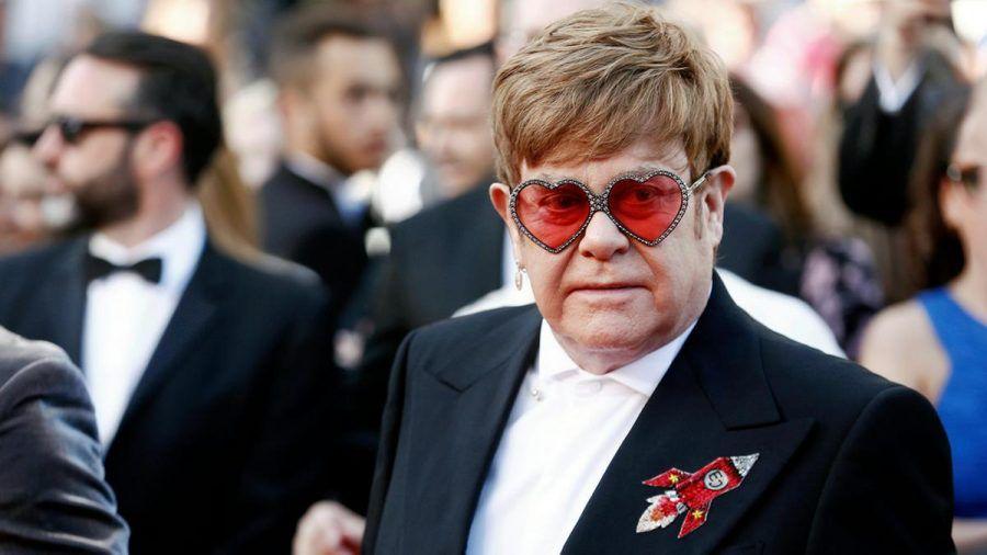 "Elton John bei der Filmpremiere zu ""Rocketman"" 2019. (jru/spot)"