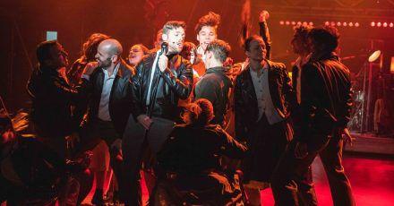 Mit «Ku'damm 56» will das Berliner Musical-Theater nach der Corona-Zwangspause neu starten.