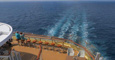 Die «Mein Schiff 3» unterwegs im Roten Meer - Kreuzfahrten in fernen Ländern sind wegen der Corona-Pandemie vorerst noch nicht möglich.