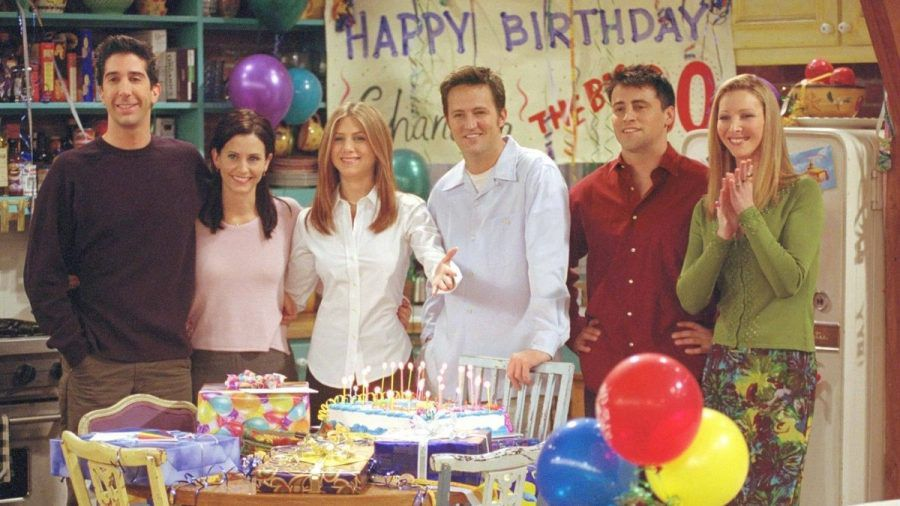 """""""Friends"""": Die Dreharbeiten zur Reunion starten"""